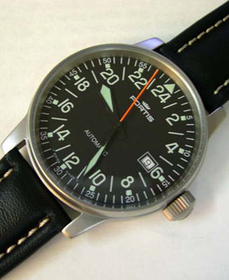 24 Hour Watch Fortis Flieger 24 H